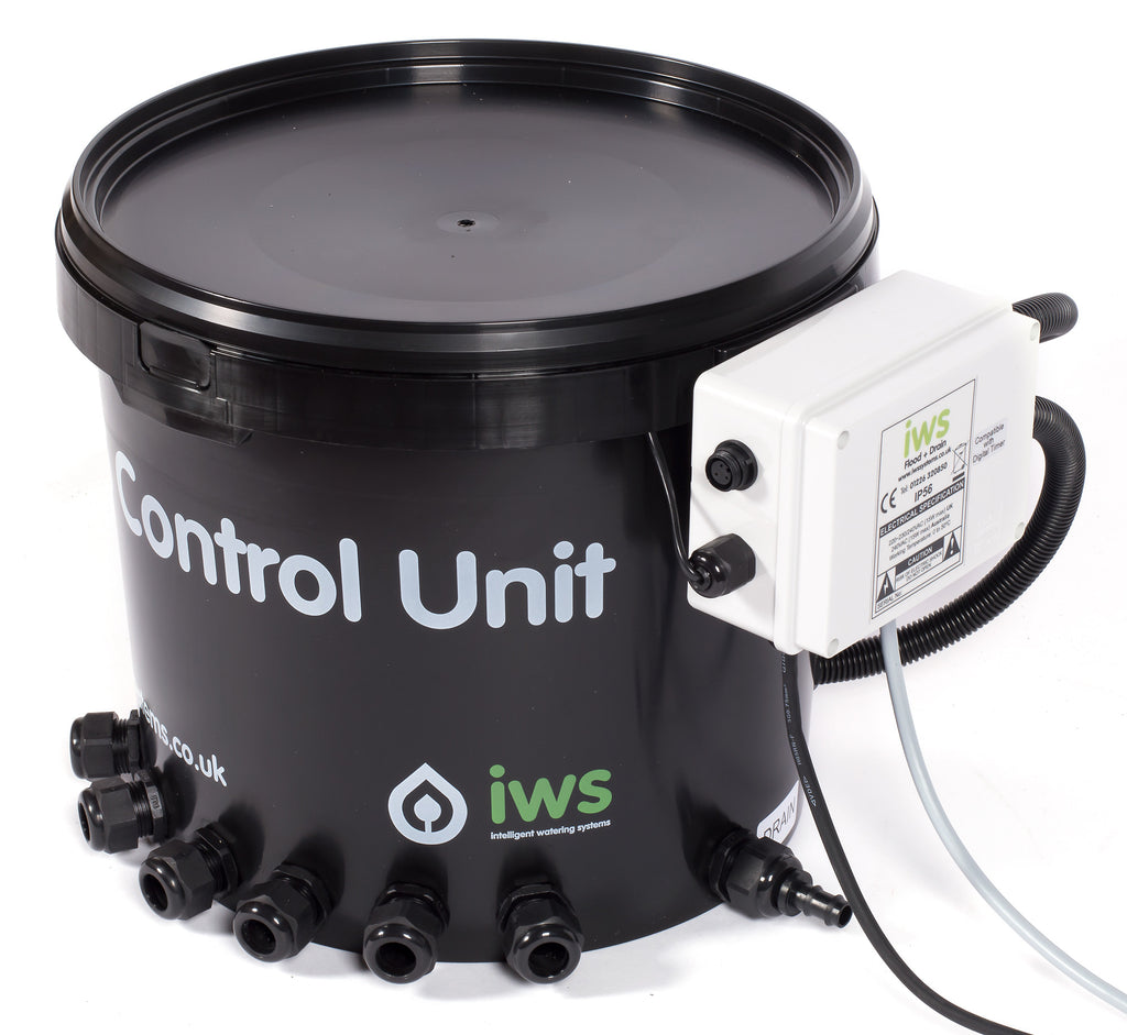 IWS Flood & Drain 36 Pot System