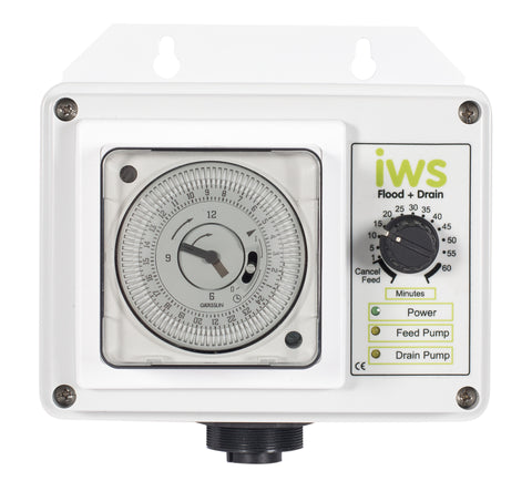 IWS Flood and Drain system Timer