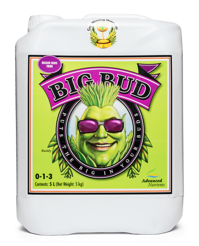 Advanced Nutrients Big Bud 5 Litre