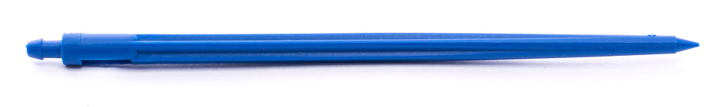 4mm Blue Dripper Stake