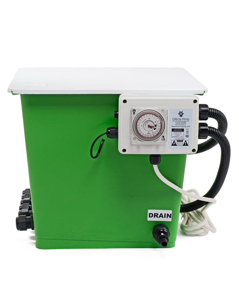 Green Man System 4 Pot Flood & Drain System