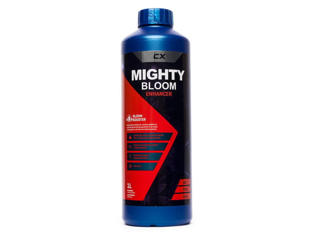 CX Hydroponics Mighty Bloom Enhancer 1 Litre