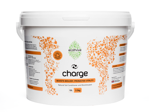 Ecothrive Charge Soil Conditioner 10 Litres - 3.5kg