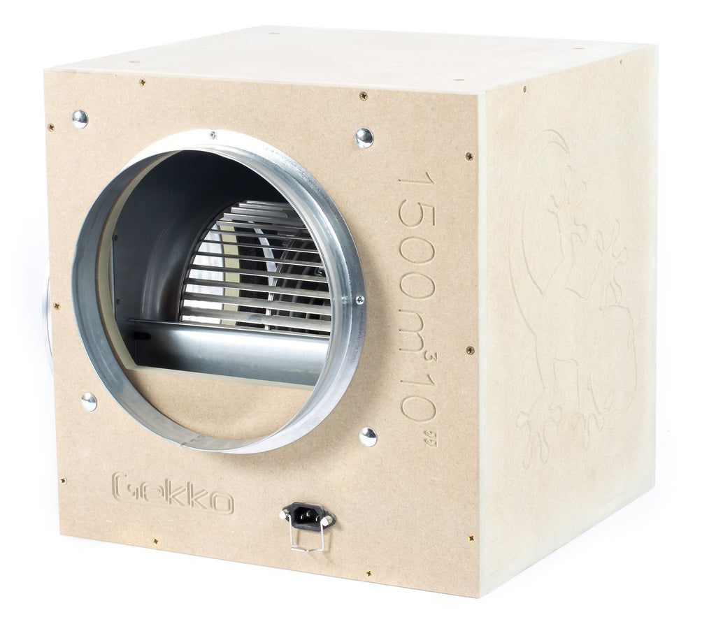 Gekko Acoustic Box Fan 1500