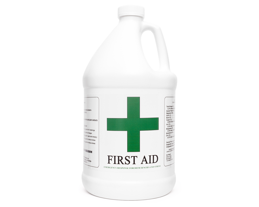 Genesis Formula First Aid (Gallon)