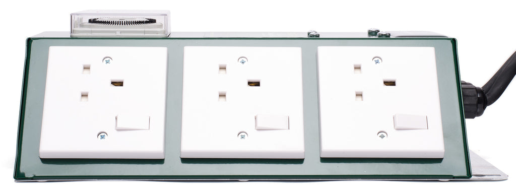 Green Power 6way Contactor Timer