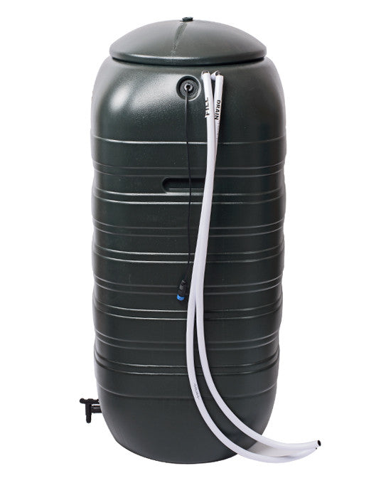 250L Space Saver Green Man System Water Tank