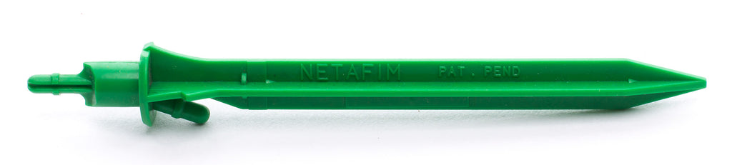 4mm Green Dripper Stake