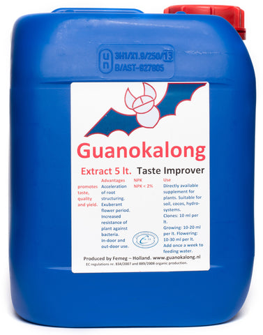 Guanokalong Extract 5 Litres