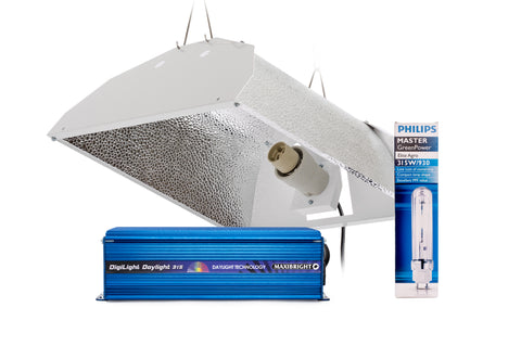 315 Watt Maxibright Daylight CDM Light Kit (Flowering)