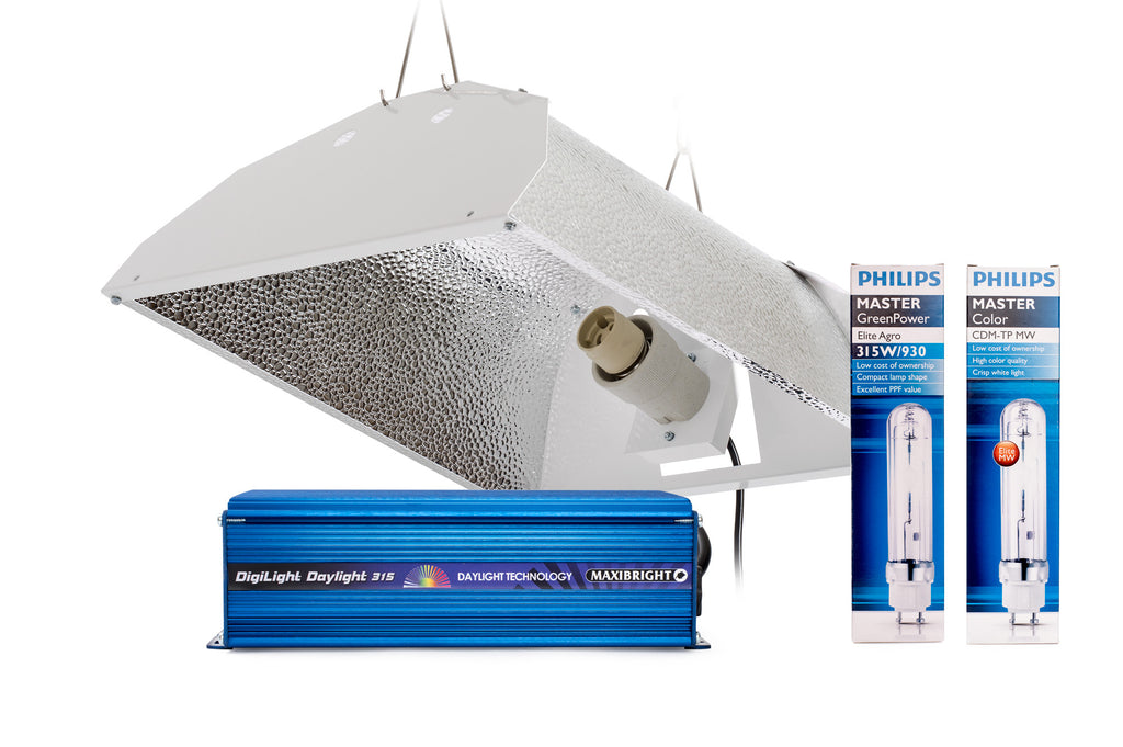 315 Watt Maxibright Daylight CDM Light Kit (Combo)
