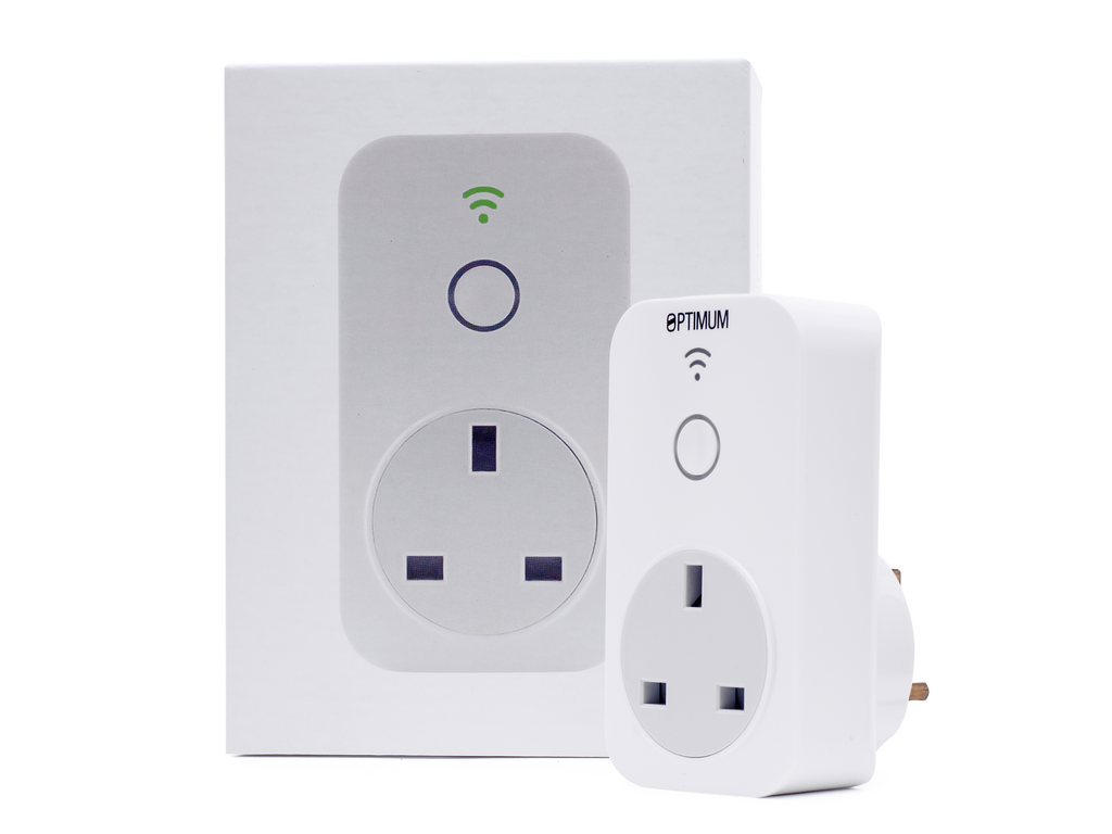 Optimum Connect Wifi Smart Plug In Timer