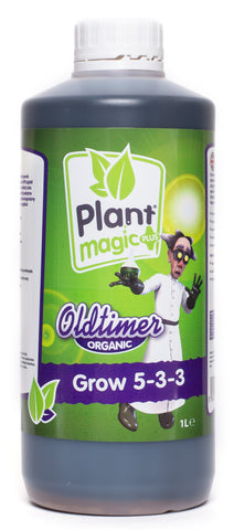 Plant Magic Oldtimer Grow