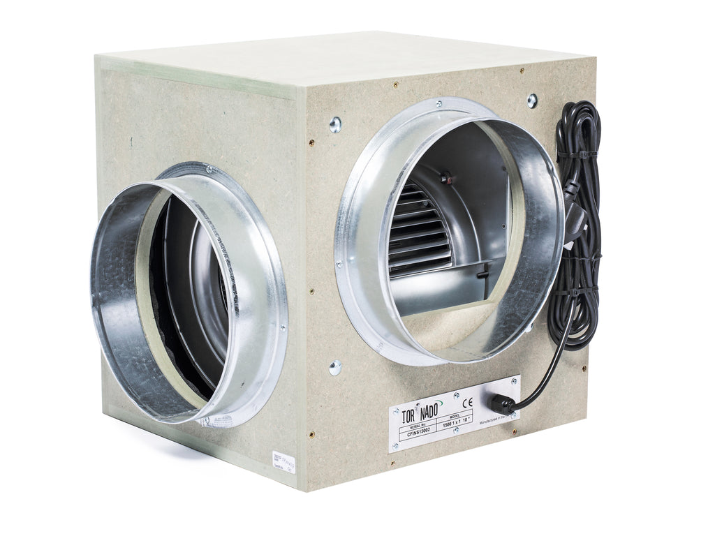 Tornado Acoustic Box Fan 1500
