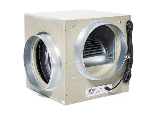 Tornado Acoustic Box Fan 2500