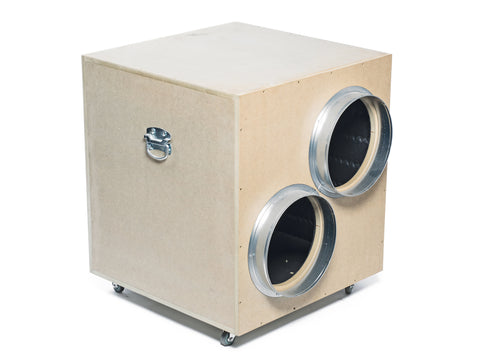 Tornado Acoustic Box Fan 4250