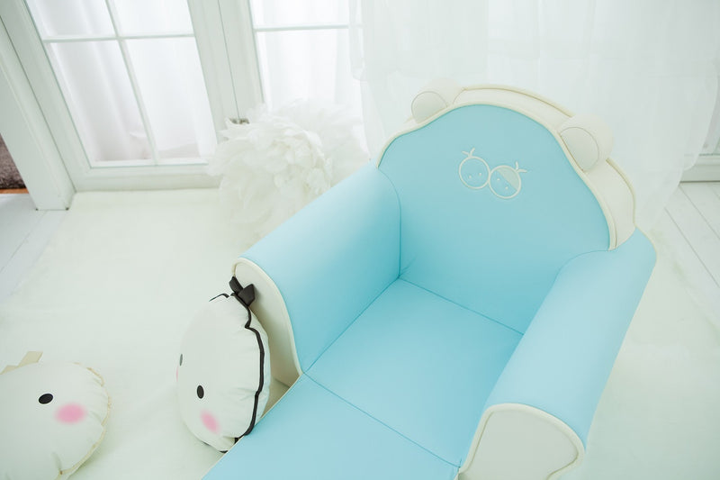 Kids' Chair - Baby Blue