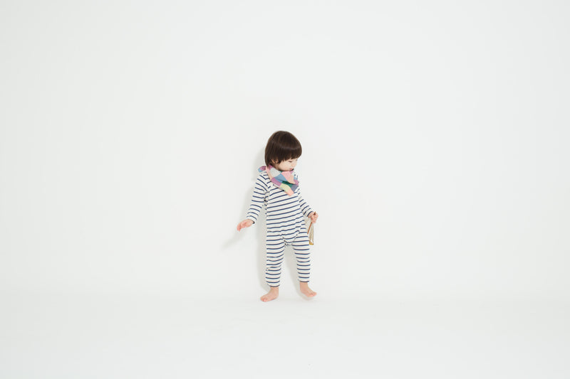 BABY- stripe jump suit