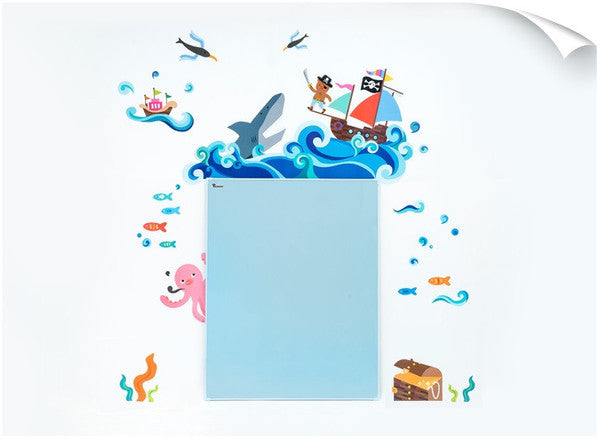 [Set] Canvas + Ocean Adventure