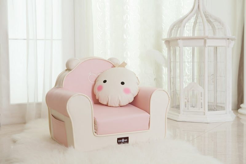 Kids' Chair-Baby Pink