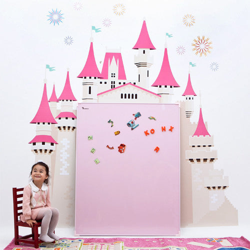 [Set] Canvas + Princess Castle