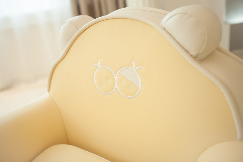 Kids' Chair-Yellow