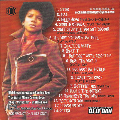 Dj LT DAN - THE KING OF WHATS POPPIN'