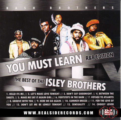 B.O. the Isley Brothers