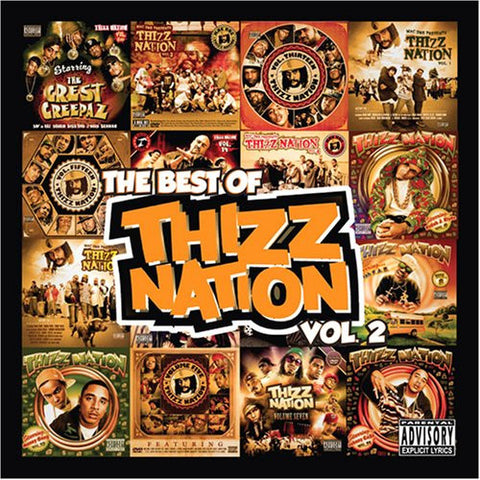 Mac Dre Presents the B.O of Thizz Nation, Vol. 2