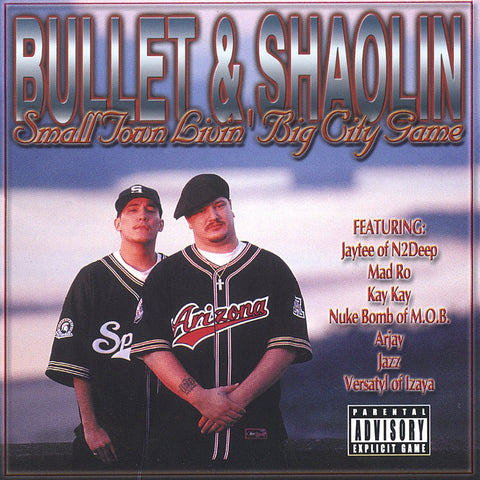 Bullet & Shaolin - Smalltown Livin' Big City Game