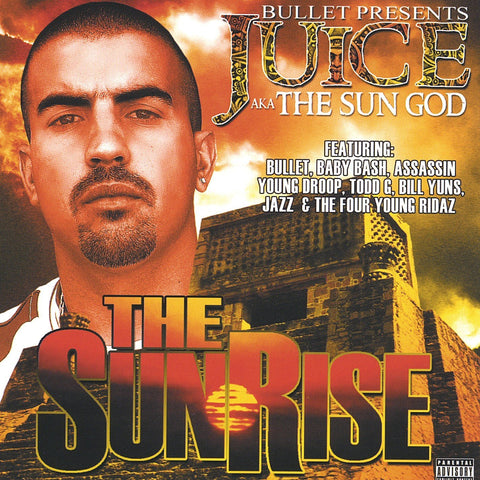 Bullet presents Juice aka The Sun God - The Sunrise CD