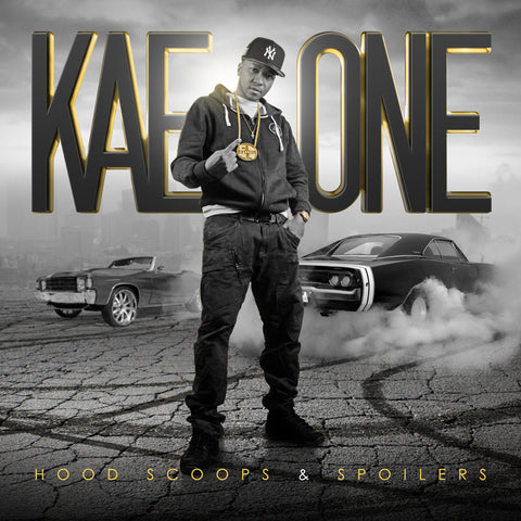 Kae-One - Hood Scoops & Spoilers