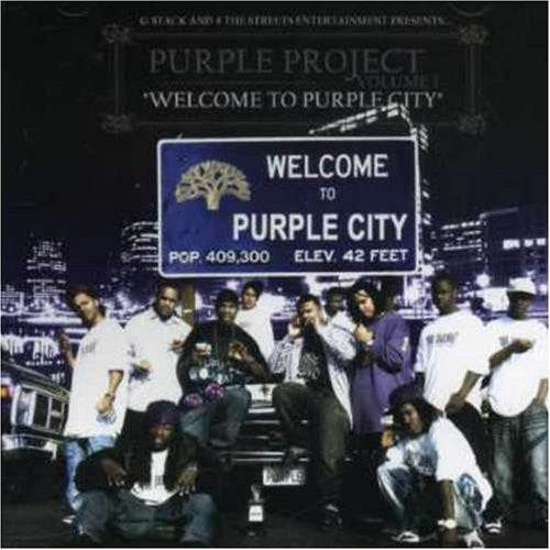 G-Stack Presents: The Purple Project Vol. 1 - Welcome To Purple City