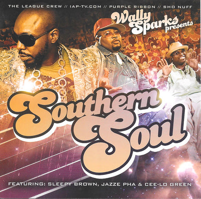 WALLY SPARKS pres. SOUTHERN SOUL