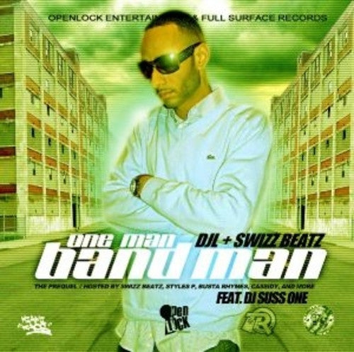 DjL + Swizz Beats ft. Dj Suss One - One Man Band