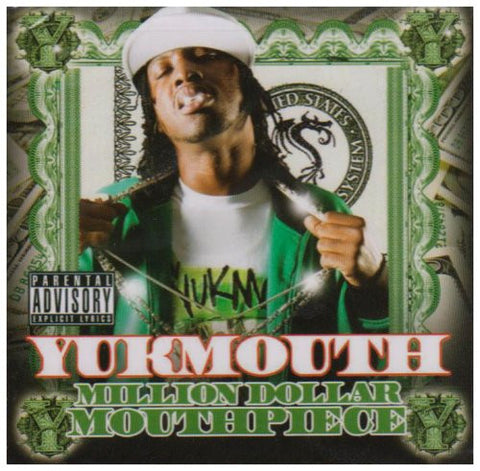 Yukmouth - Million Dollar MouthPiece
