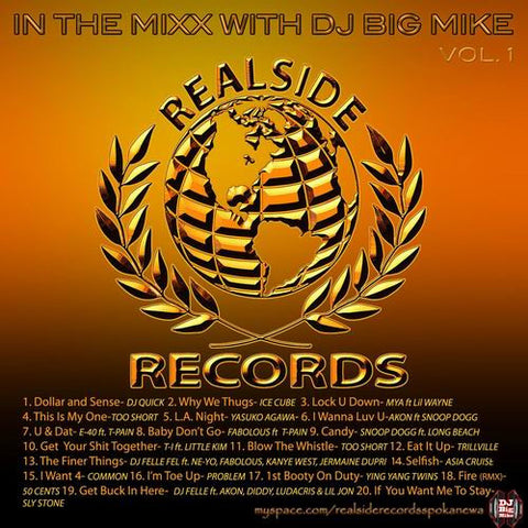 Dj Big Mike In Tha Mixx vol. 1