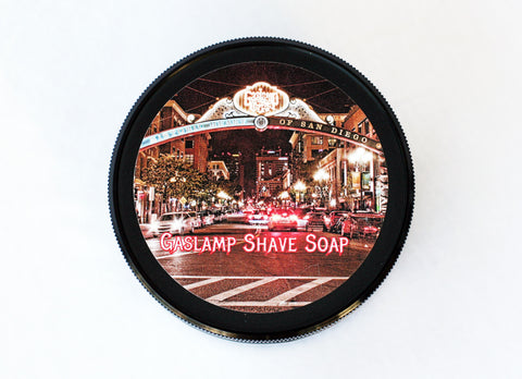 Gaslamp Vegan Shave Soap