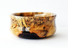 Spalted Tamarind Lather Bowl