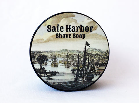 Safe Harbor Vegan Shave Soap