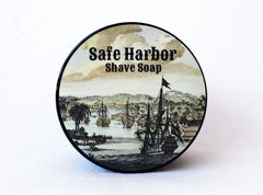 Safe Harbor Vegan Shave Soap - CreationsByWill