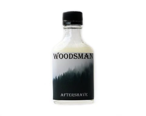 The Woodsman Aftershave