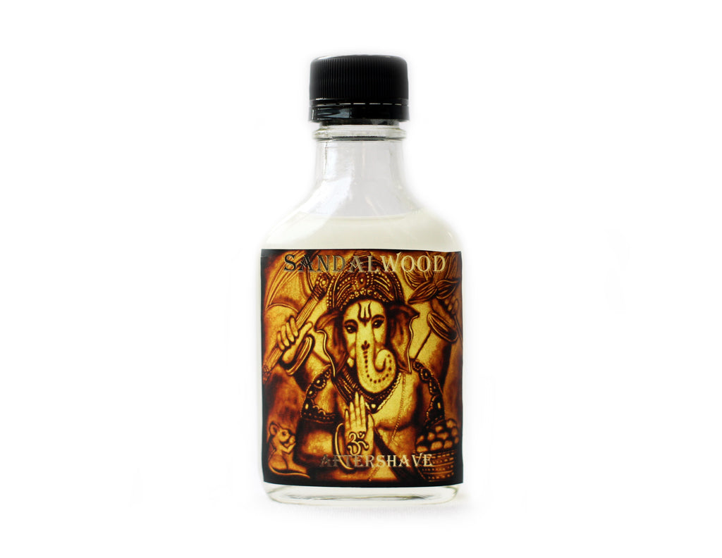 Sandalwood Aftershave - CreationsByWill