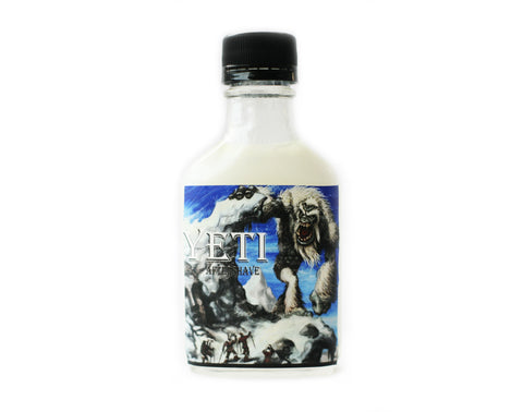The Yeti Aftershave