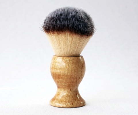 Maple Plisson Lather Brush