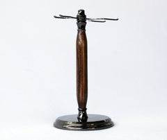 Walnut Shave Stand - CreationsByWill