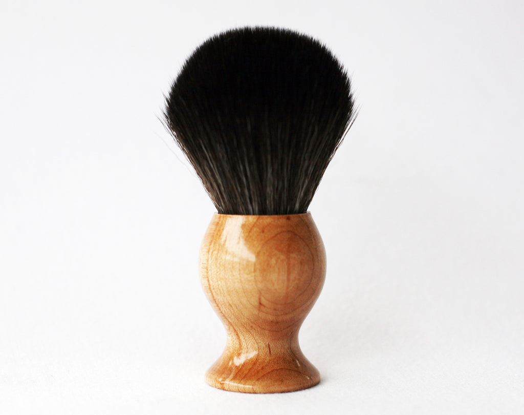 Maple Game Changer Lather Brush - CreationsByWill