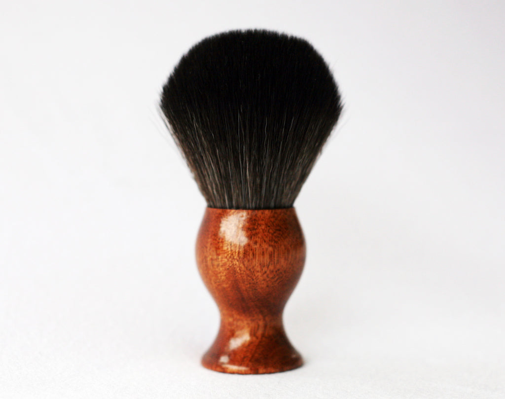 Mahogany Game Changer Lather Brush - CreationsByWill