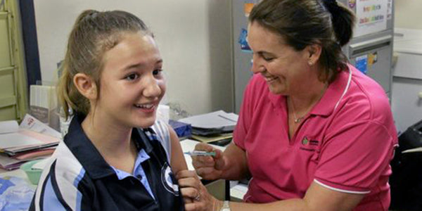 Student First Aid - School Key To Immunisation Health