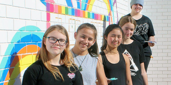 Student First Aid - West Australian schools get colourful